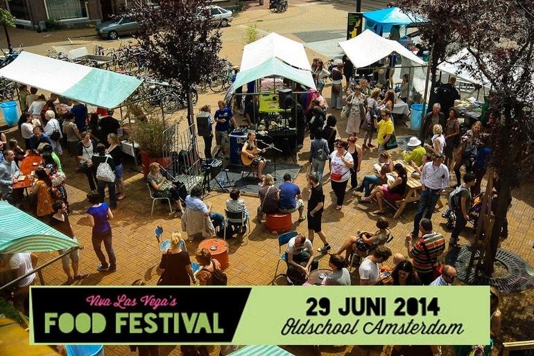 Viva las Vega's festival