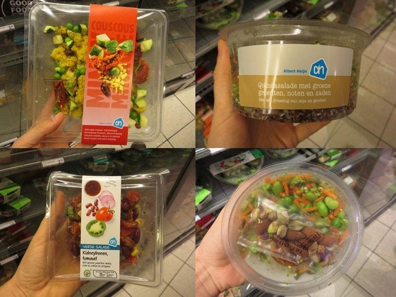 AH Salades, vegan