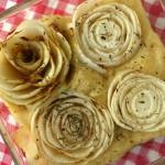 Polenta-witlofschotel, vegan