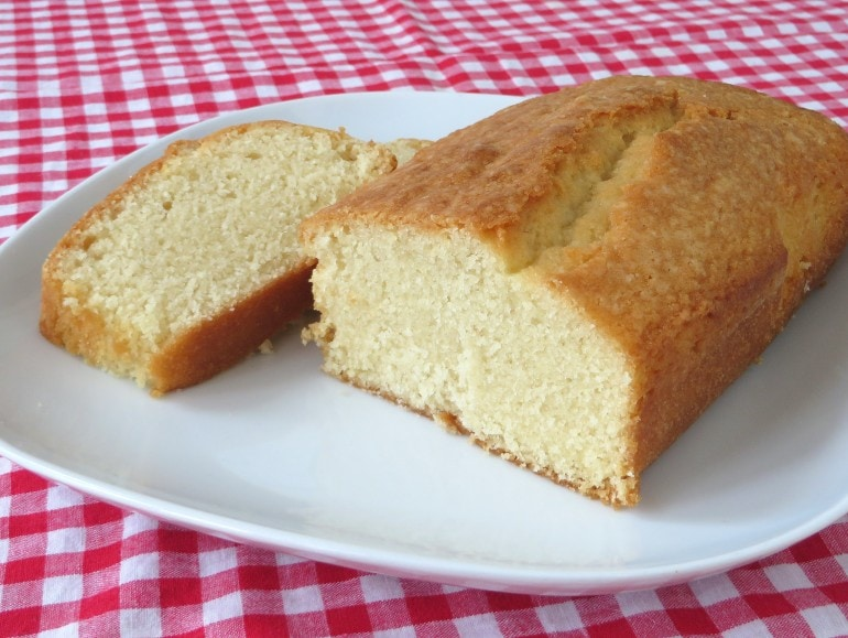 Vegan boerencake van Koopmans mix