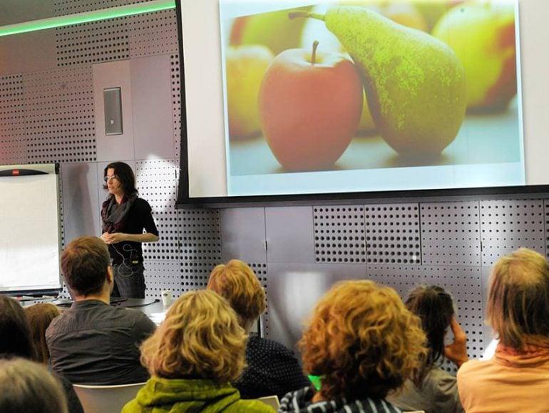 Presentatie VegFest NL