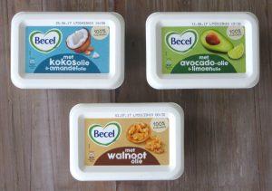 Becel margarine, vegan