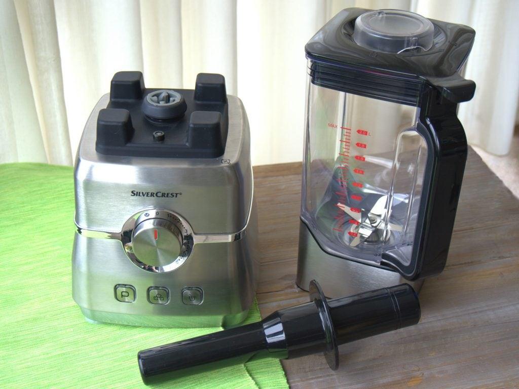 Lidl Silvercrest Power blender