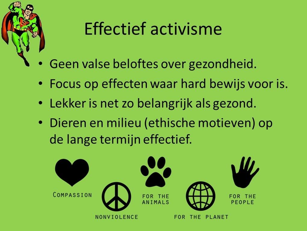 Effectief activisme