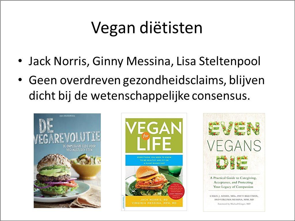 Vegan diëtisten