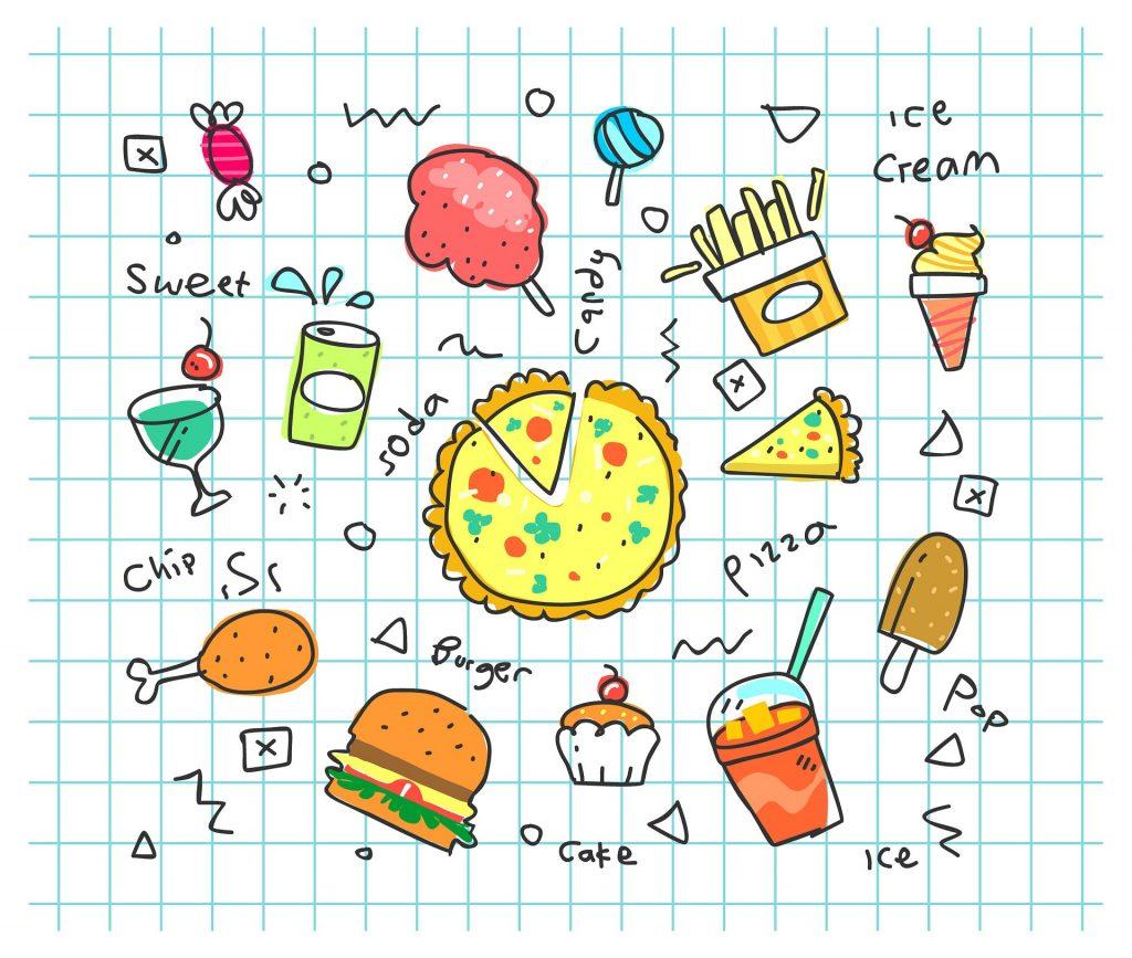 Producten met toegevoegde vrije suiker