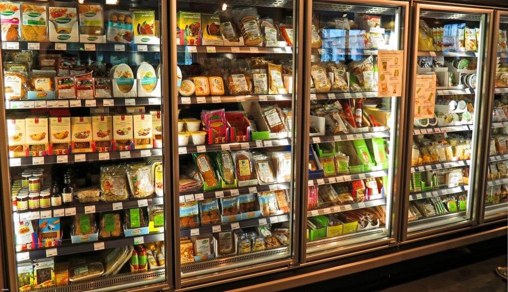 Verrijkte vleesvervangers, biologisch, voedingsstoffen, veganisme