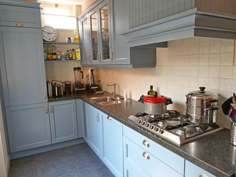 Keukenapperaten nieuwe keuken