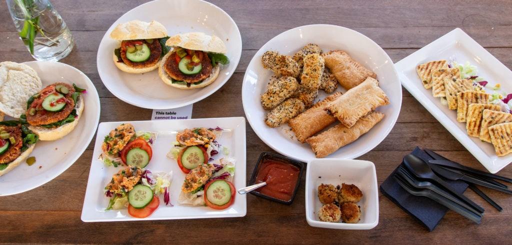 Vegan horeca gerechten workshop