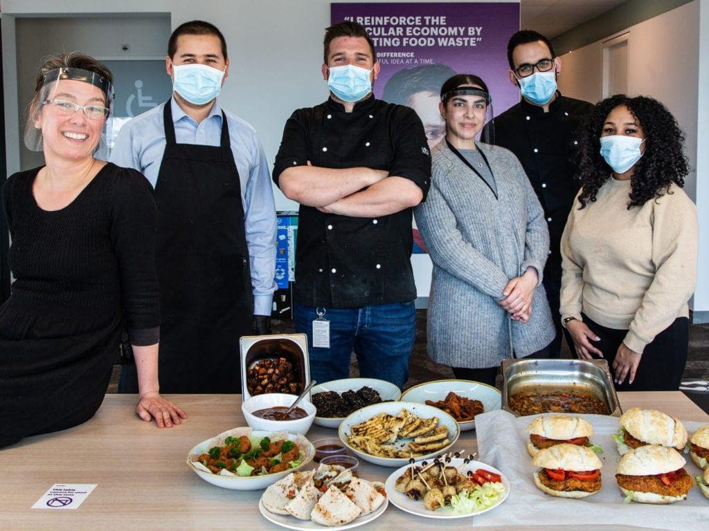Plantaardige duurzame catering workshop
